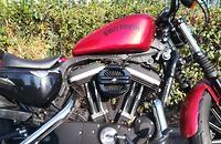 2012 Harley-Davidson 883 Sportster