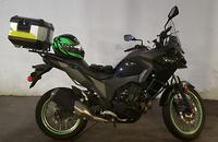 2018 Kawasaki Versys 300X 300 X