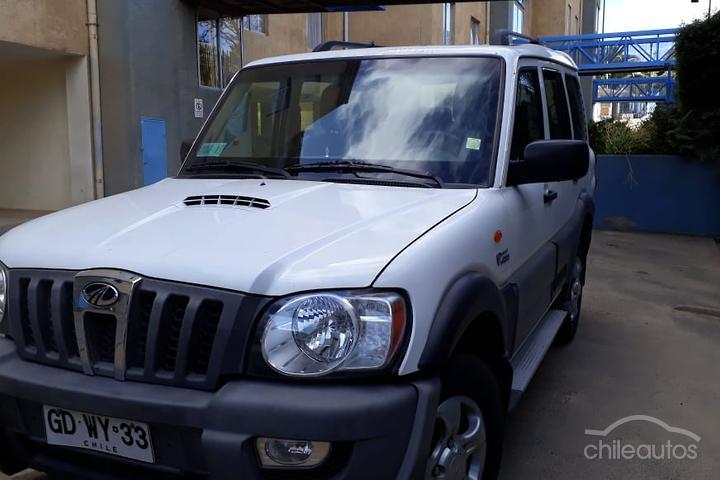 Mahindra Autos Camionetas Y 4x4 Para La Venta Chile Chileautos Cl