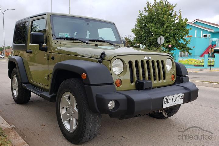 Usados Jeep Wrangler Autos Camionetas Y 4x4 Todo Terrenos Para
