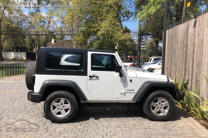 Jeep Autos Camionetas Y 4x4 Convertible Para La Venta Chile