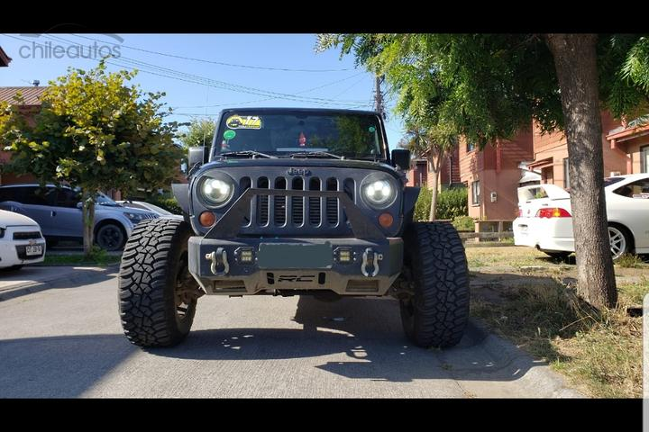 Usados Jeep Wrangler Unlimited Vehiculos Para La Venta Chile
