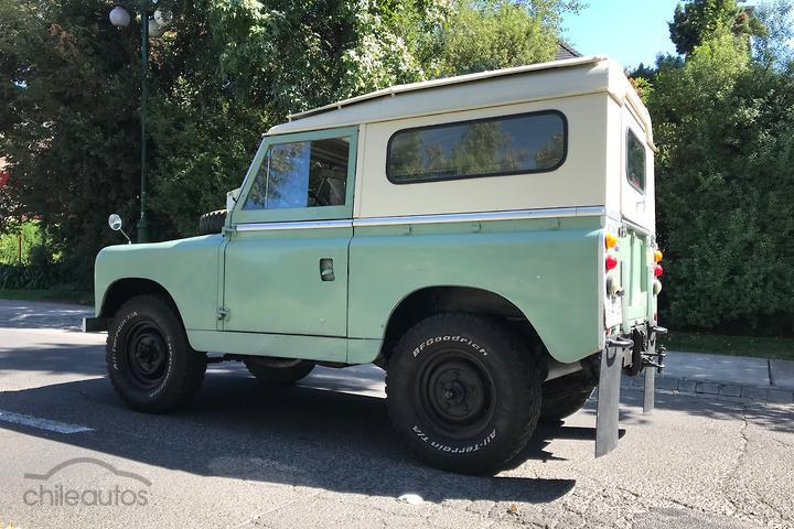 Usados Land Rover Vehiculos Todo Terreno Para La Venta Chile