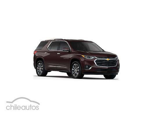 2019 Chevrolet Traverse 3.6 Premier Auto 4WD