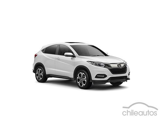 2019 Honda Hr-V 1.8 CVT Auto EXL 4WD