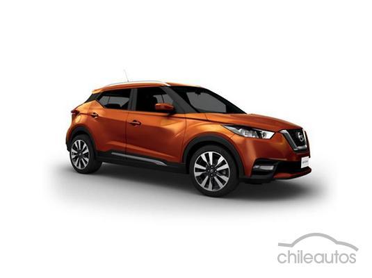 2019 Nissan Kicks 1.6 Manual Sense