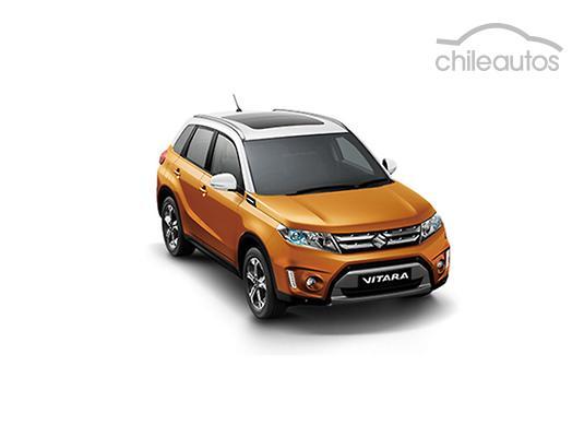 2019 Suzuki Vitara 1.4 Boosterjet Auto Limited 4WD