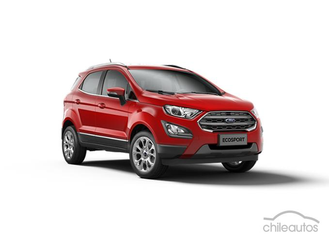 2019 Ford Ecosport 1.5 Manual Titanium