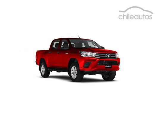 2019 Toyota Hilux 2.4D Manual SR 4WD