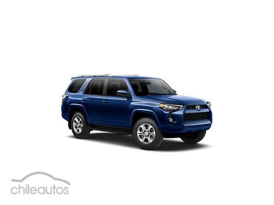 2019 Toyota 4Runner 4.0 Limited Auto