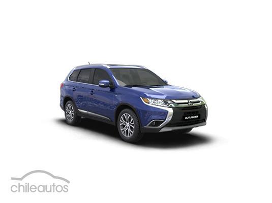 2019 Mitsubishi Outlander 2.0 CVT