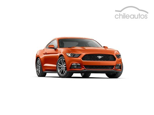 2019 Ford Mustang 5.0 GT Premium