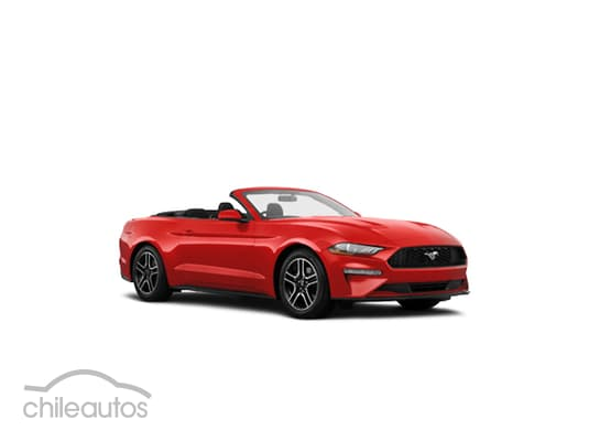 2019 Ford Mustang 5.0 GT Premium Auto Cabrio