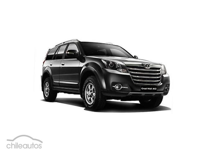 2018 Great Wall HAVAL H3 2.0 LE CU 4WD