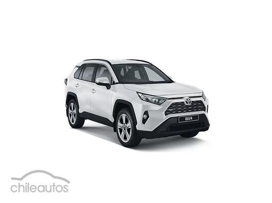 2019 Toyota Rav4 2.0 CVT LE