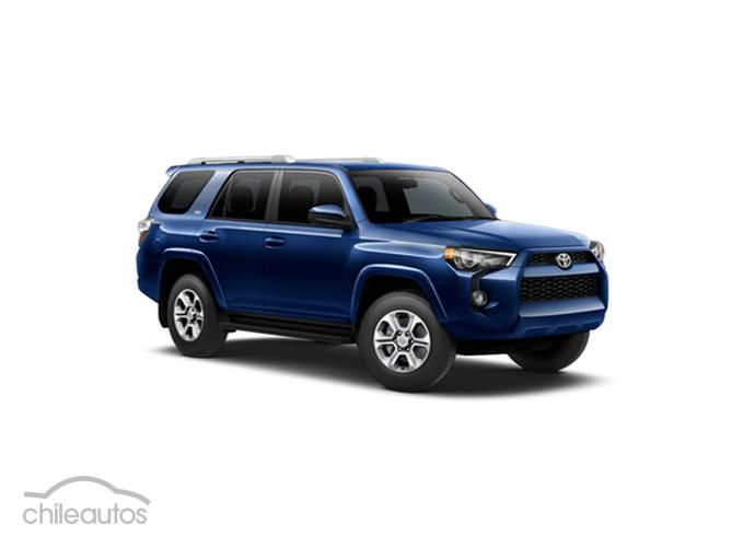 2019 Toyota 4Runner 4.0 Limited Auto 4WD