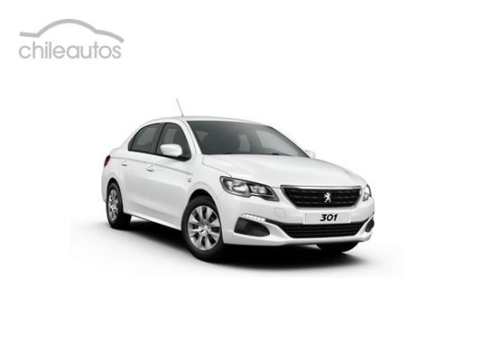 2019 Peugeot 301 1.6 VTI Active Pack