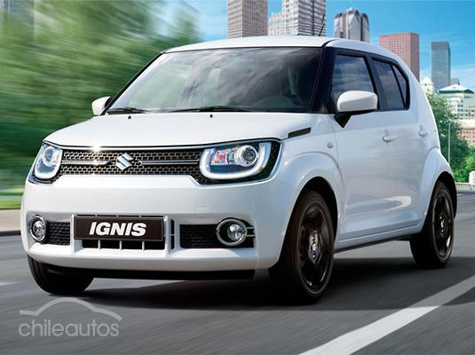 2019 Suzuki Ignis 1.2 Manual GL