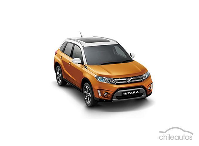 2019 Suzuki Vitara 1.6 Limited Auto 4WD