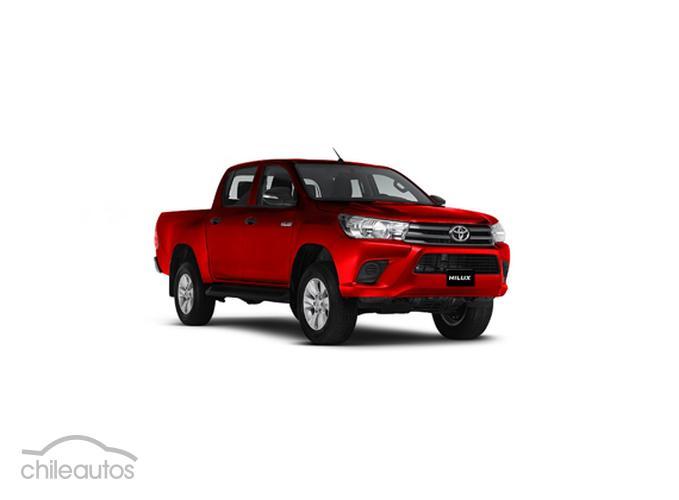 2019 Toyota Hilux 2.4D Manual SR SC