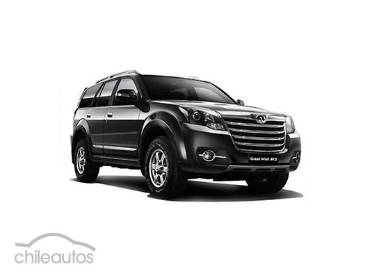 2018 Great Wall HAVAL H3 2.0 LE