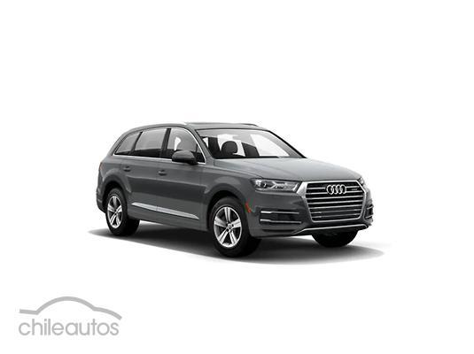 2019 Audi Q7 3.0 45 TDI Q. Tiptronic Auto