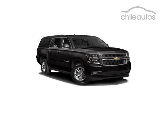 2019 Chevrolet Suburban 5.3 LT Auto Pack 4WD