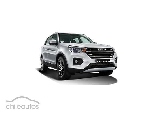 2019 Lifan X70 2.0 Auto EX