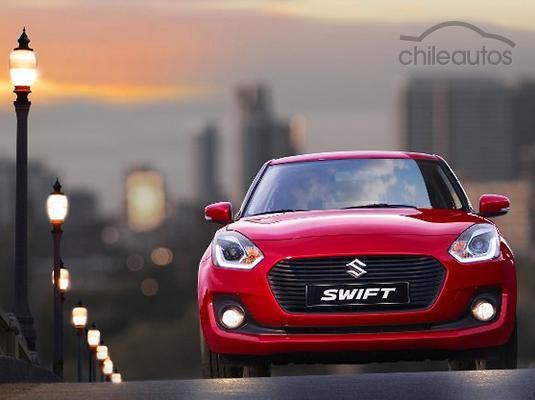 2019 Suzuki Swift 1.0T Boosterjet GLX