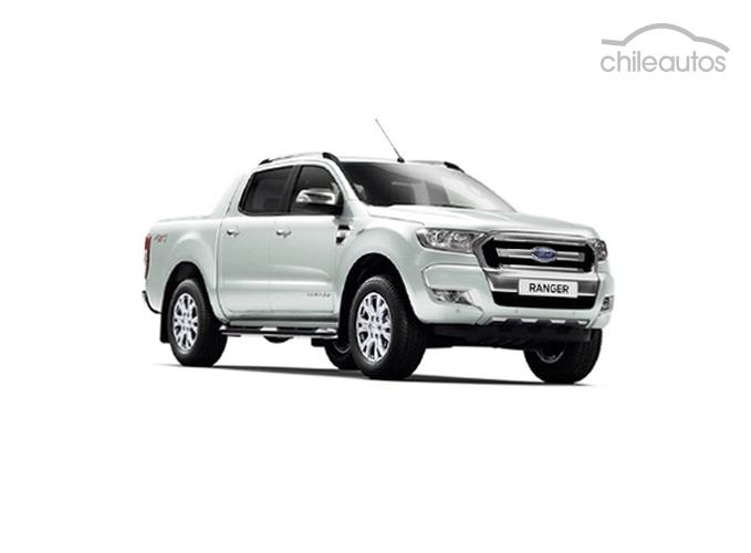 2019 Ford Ranger 3.2 DSL Auto Limited 4WD