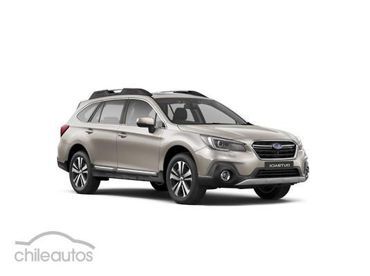 2019 Subaru Outback 3.6R CVT Auto Limited ES 4WD