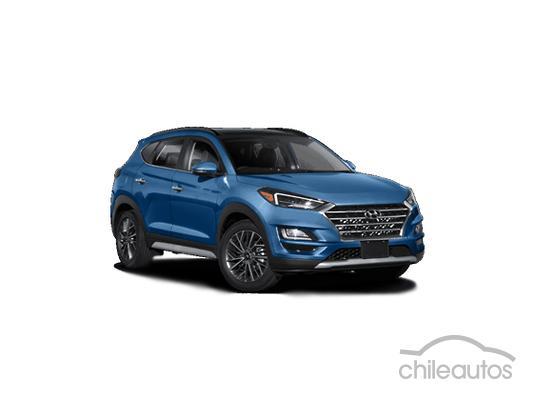 2019 Hyundai Tucson 2.0 CRDI Plus