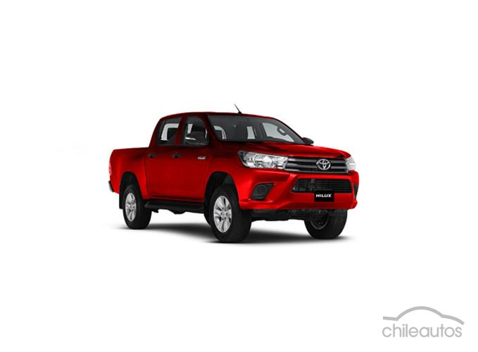 2019 Toyota Hilux Manual 2.7 DX
