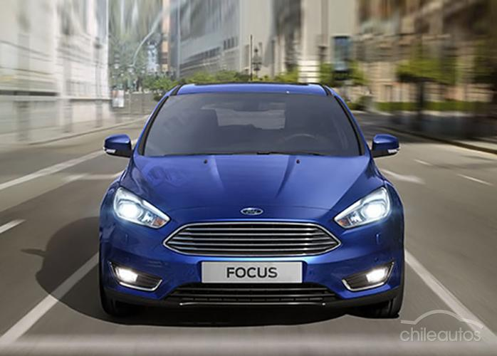 2019 Ford Focus 2.0 SE Power Shift Auto