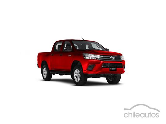 2019 Toyota Hilux 2.4D Manual DX 4WD