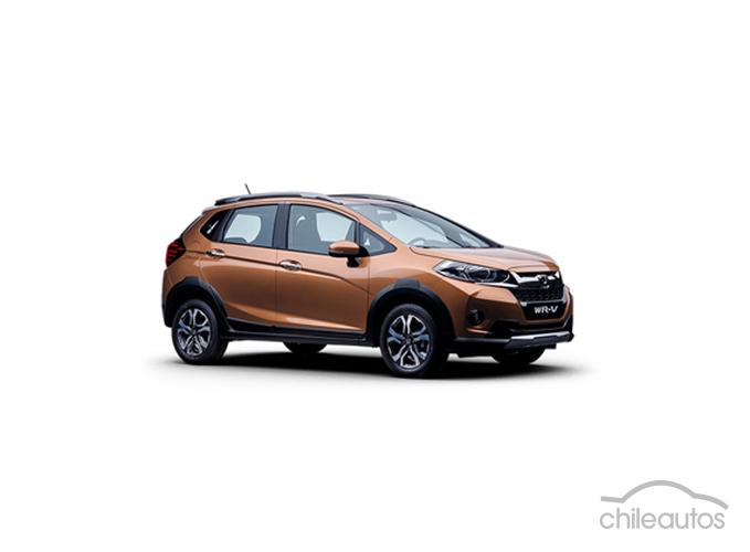 2019 Honda WR-V 1.5 Manual EX