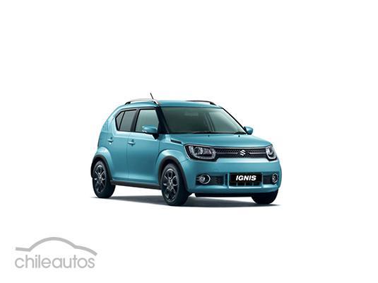 2019 Suzuki Ignis 1.2 CVT Auto GLX Bitono