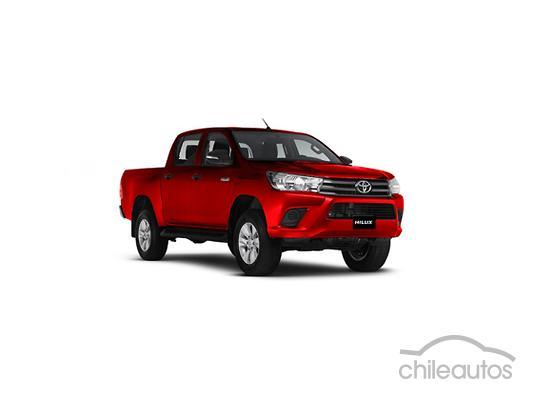 2019 Toyota Hilux 2.4D Manual SR