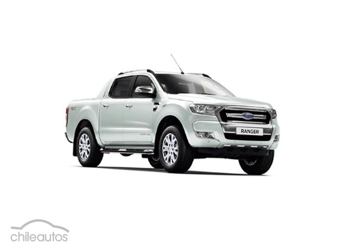 2019 Ford Ranger 3.2 DSL Limited 4WD