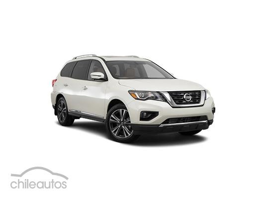 2019 Nissan Pathfinder 3.5 Advance CVT Auto