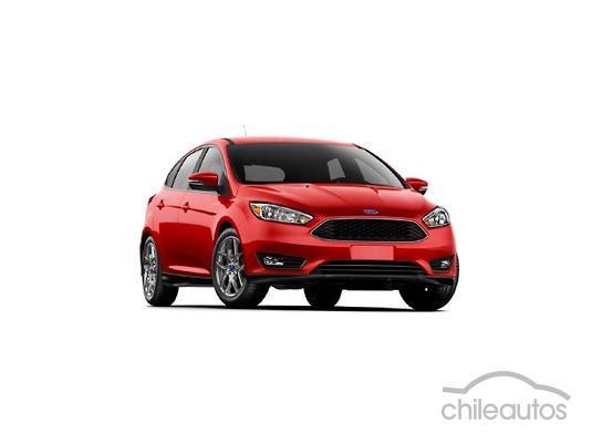2019 Ford Focus 2.0 SE