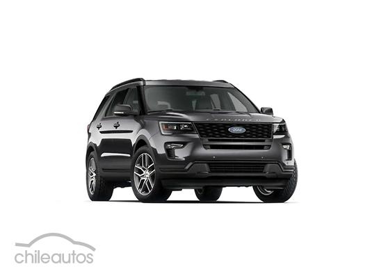 2019 Ford Explorer 3.5 XLT Auto