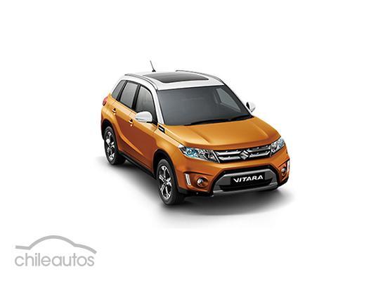 2019 Suzuki Vitara 1.6 Limited 4WD