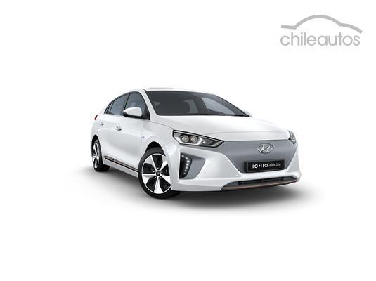 2019 Hyundai Ioniq Electric Auto EV GLS