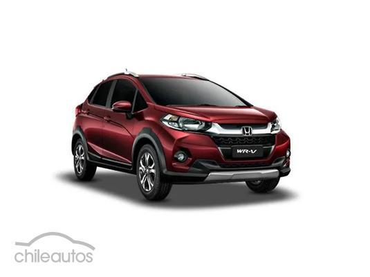 2019 Honda Wr-V 1.5 EXL CVT Auto