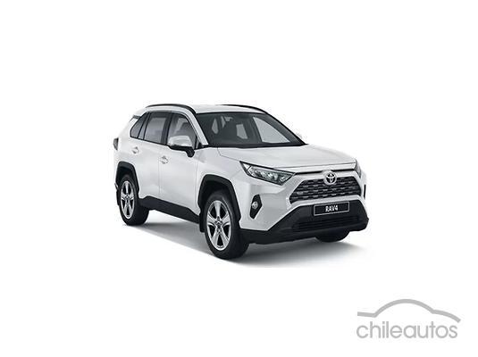 2019 Toyota Rav4 2.0 LE