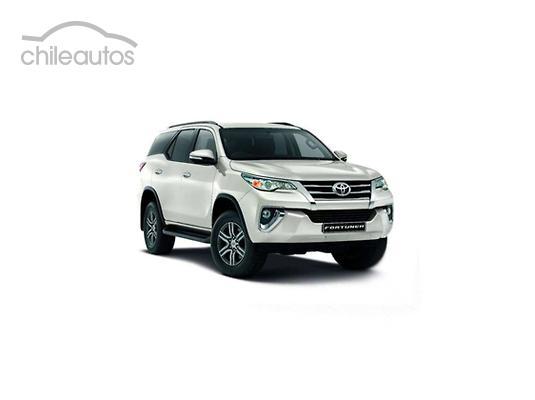 2019 Toyota Fortuner 2.7 Auto SRV