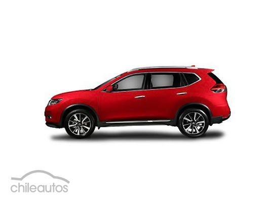 2019 Nissan X-Trail 2.5 CVT Auto Drive 5A