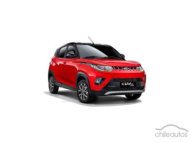 2019 Mahindra KUV100 1.2 Elite