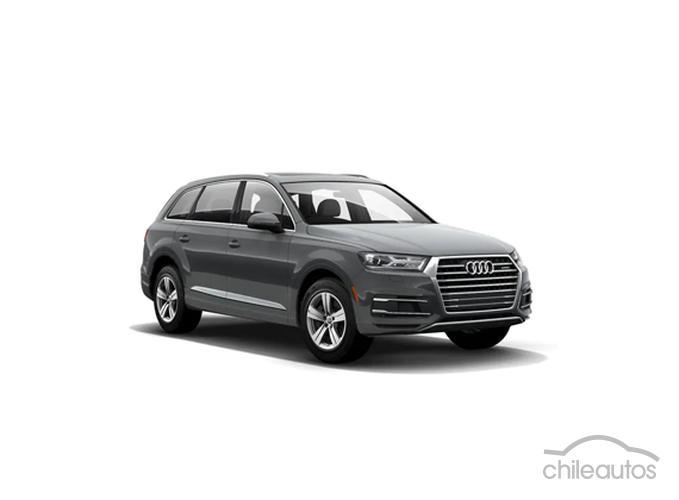 2019 Audi Q7 3.0 55 TFSI Q Tiptronic Auto Design